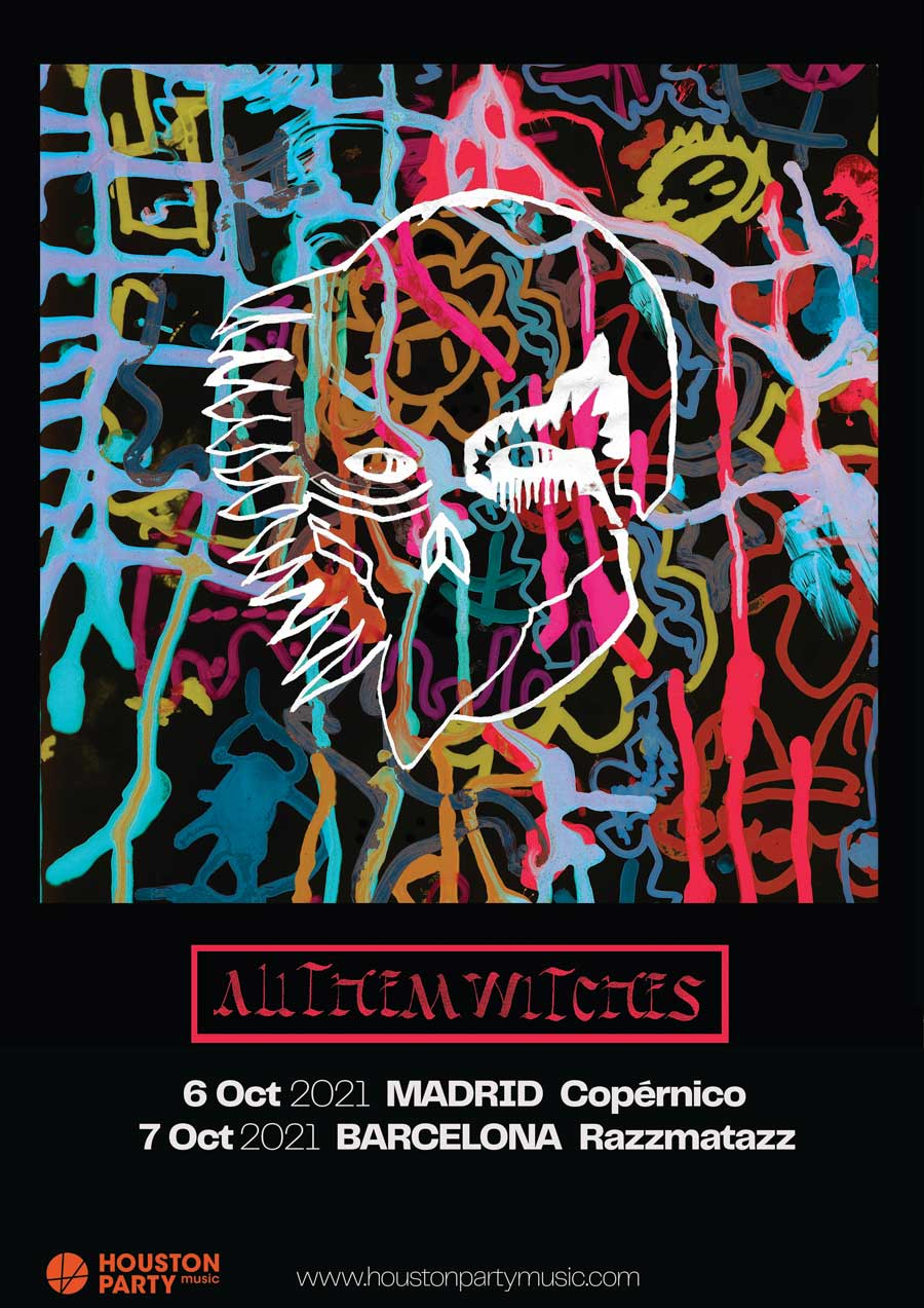 all them witches espana