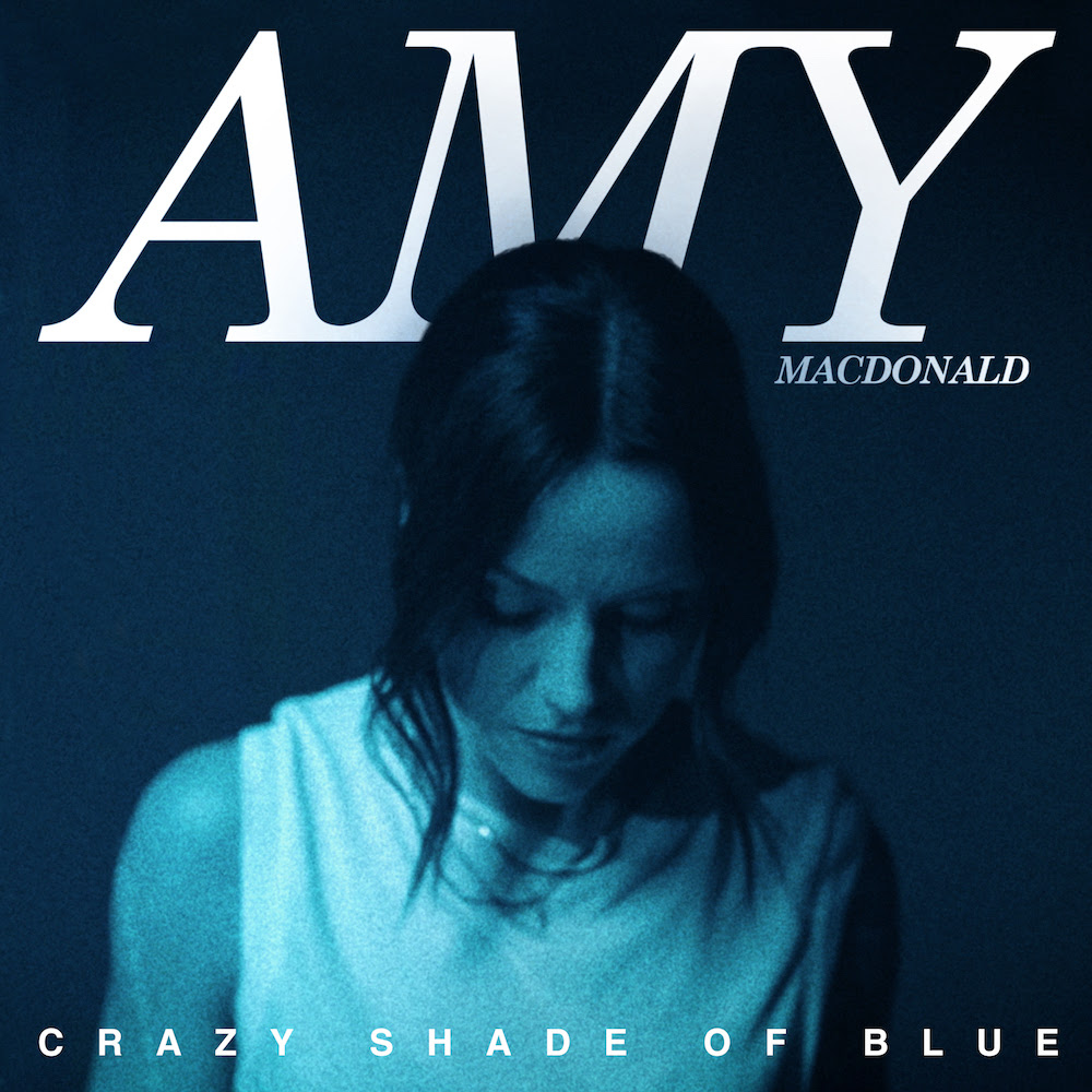 amy macdonald crazy shade of blue