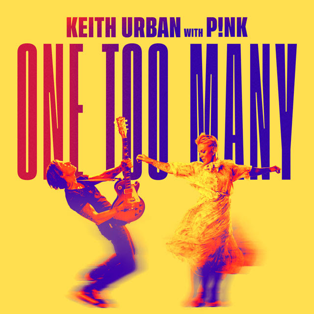 keith urban pink one too many