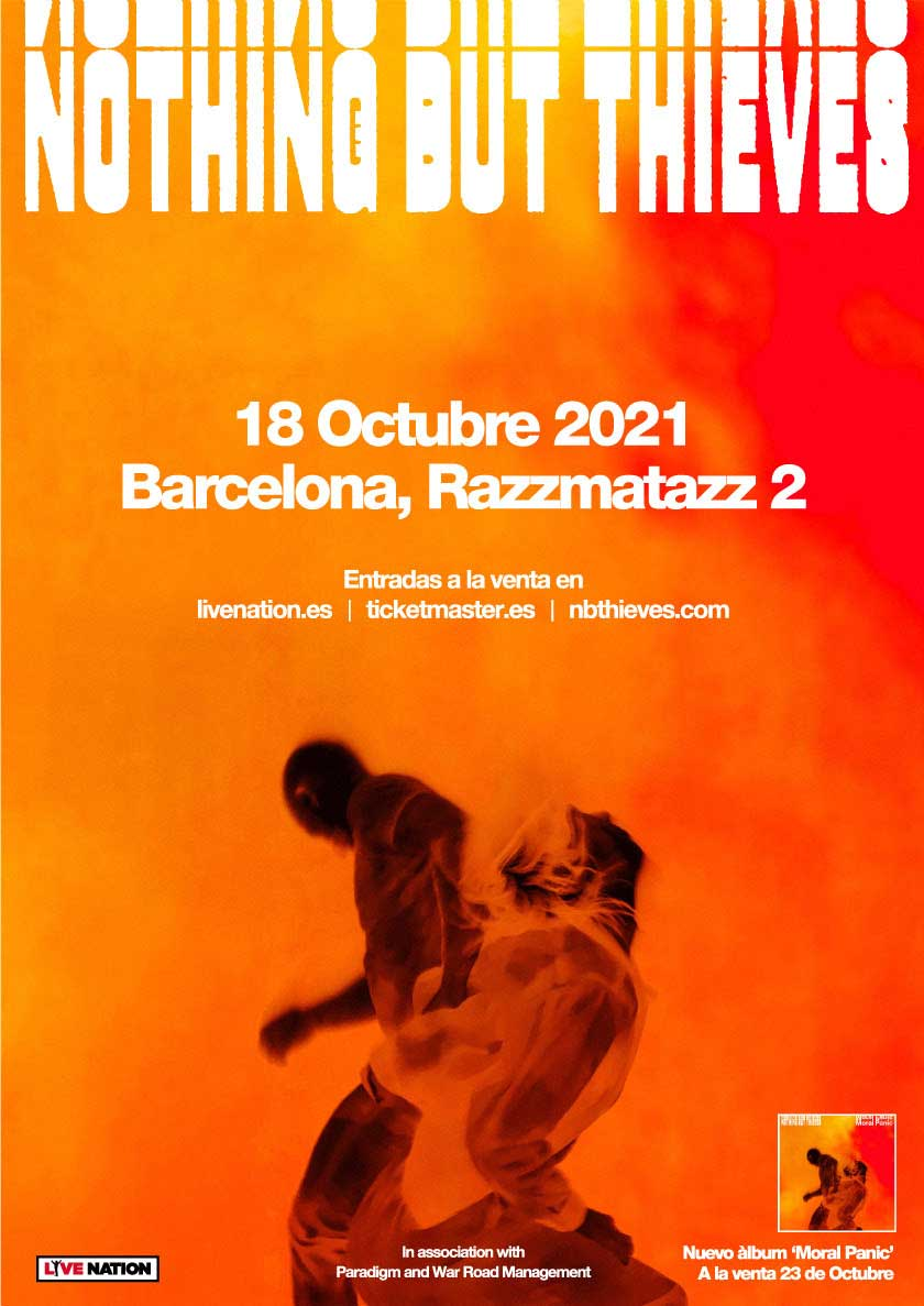 nothing but thieves razz 2