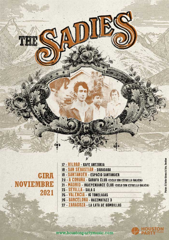 the sadies espana