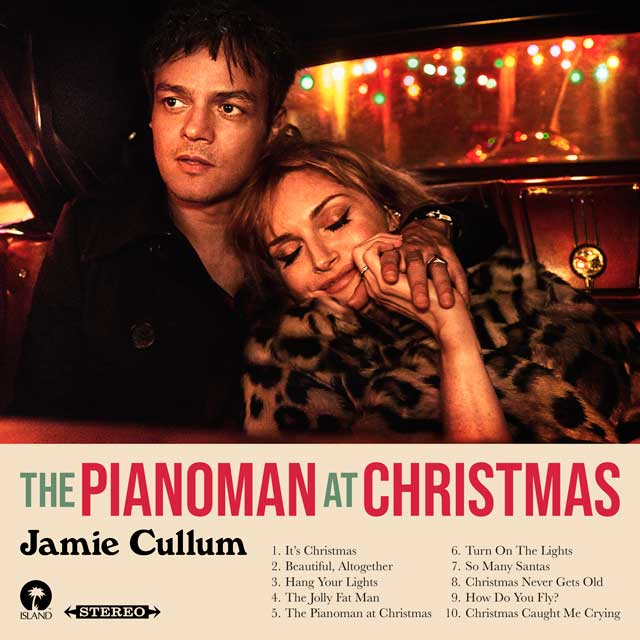 jamie cullum the pianoman at christmas