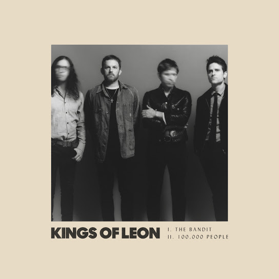 Kings of Leon the bandit 100000 people