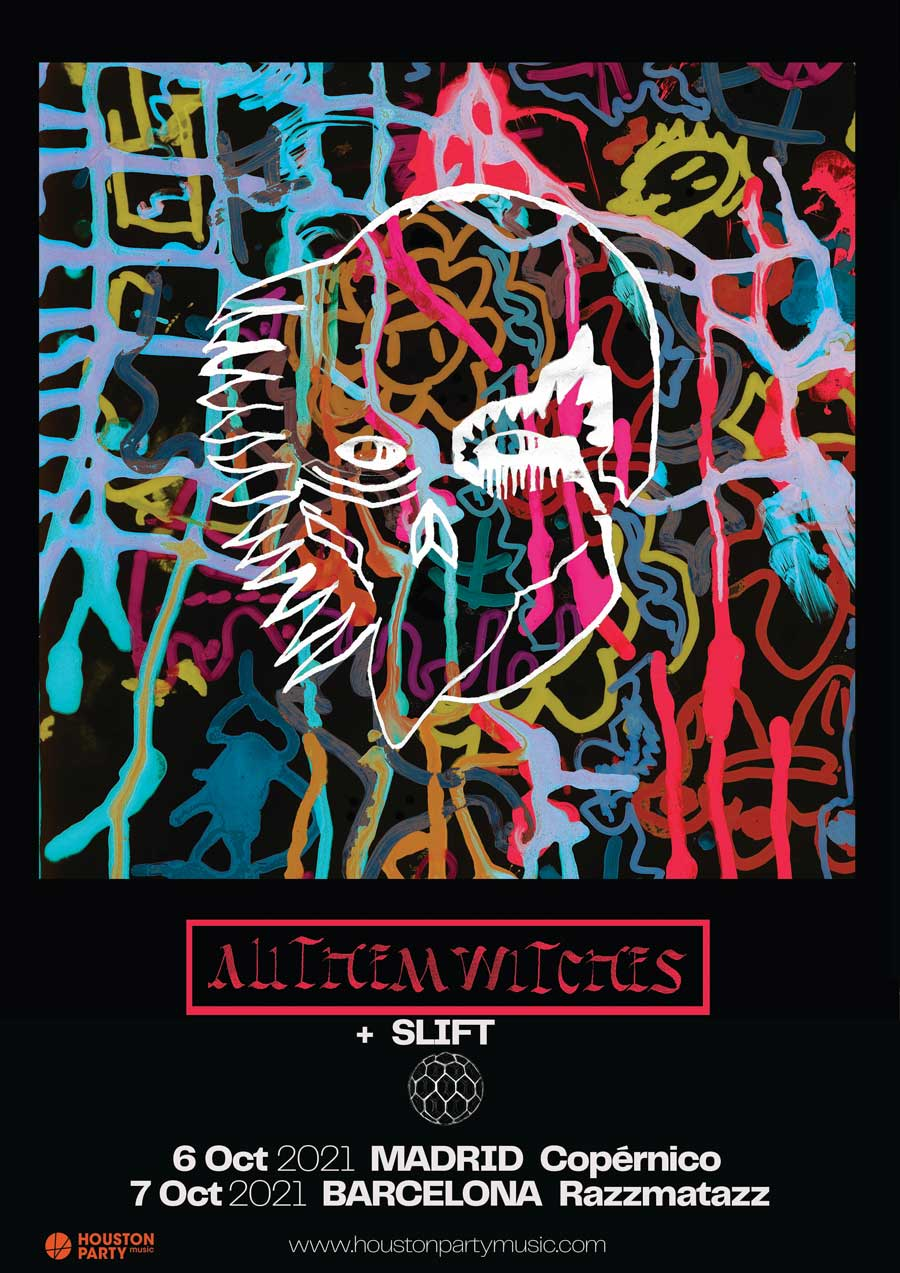 all them witches slift espana