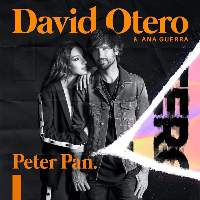 david otero ana guerra peter pan