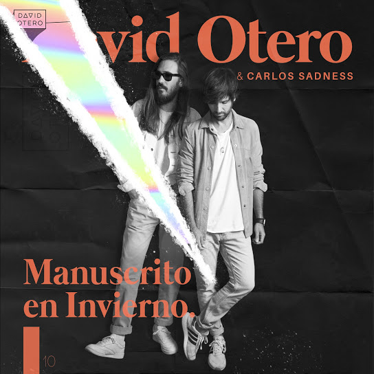 David Otero Carlos Sadness Manuscrito en Invierno