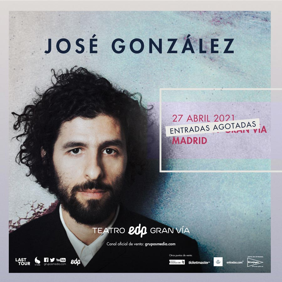 jose gonzalez sold out madrid