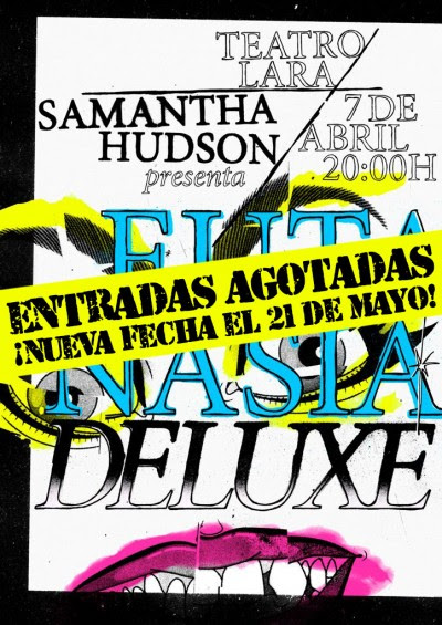 samantha hudson madrid