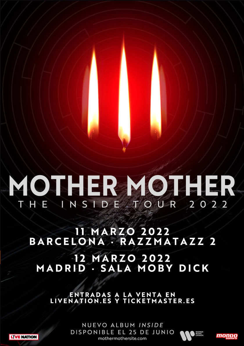 mother mother espana